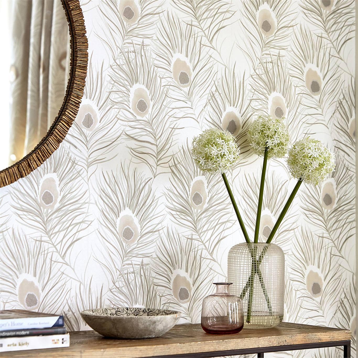 3-wallpaper-white-neutral-floral-botanical-orlena-hallway-detail-vase-paloma-harlequin-style-library.jpg