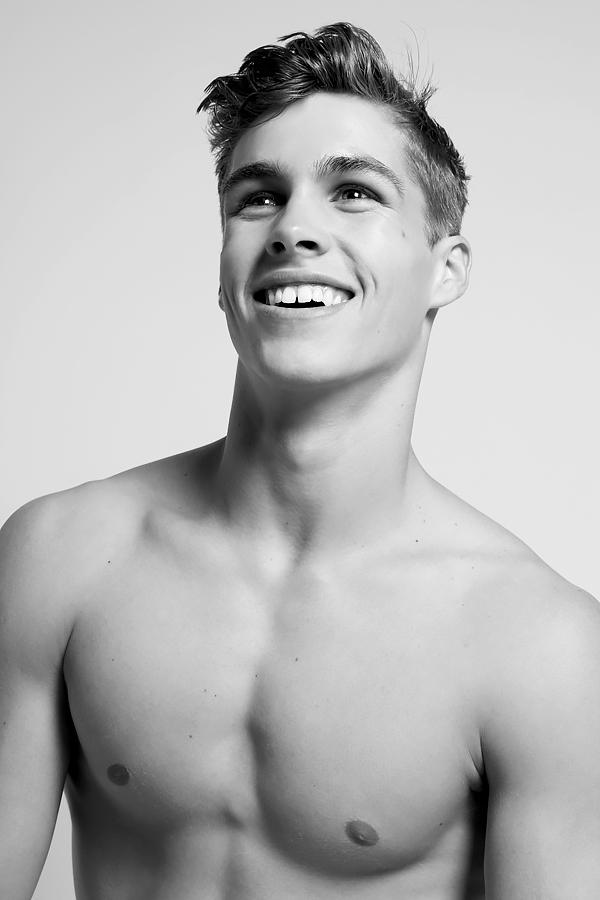 "Jon Herrmann  from  New York Models     HEIGHT: 6'1"" | WAIST: 31 | SHOE: 11.5 | HAIR: DARK BLONDE | EYES: BLUE   Photo by:  Dustin Mansyur  &  Marc Sifuentes"