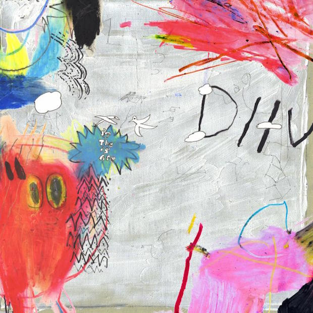 DIIV - IS THE IS ARE (CAPTURED TRACKS, 2016)