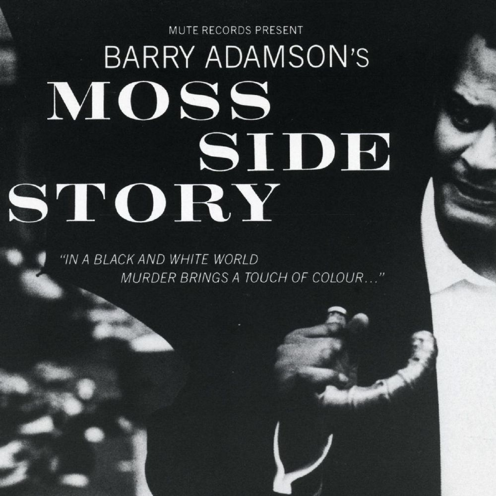 BRIAN ADAMSON - MOSS SIDE STORY (MUTE RECORDS, 1989)