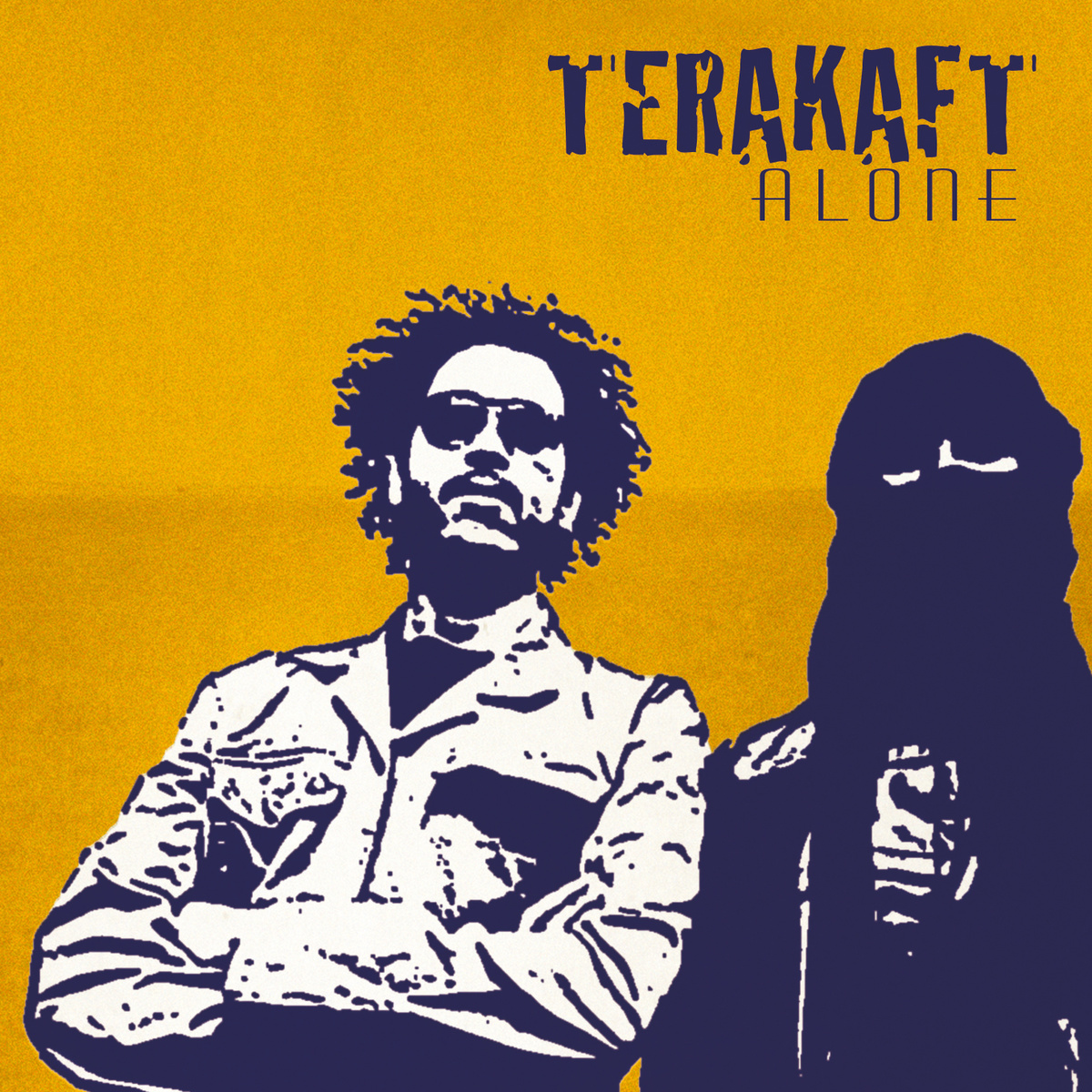 TERAKRAFT - ALONE (TÉNÉRÉ) (OUT HERE RECORDS, 2015)