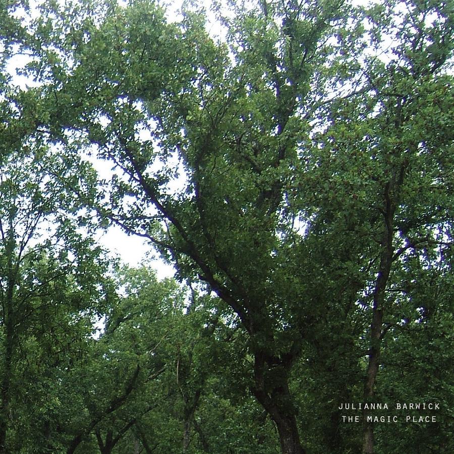 JULIANNA BARWICK - THE MAGIC PLACE (ASTHMATIC KITTY, 2010)