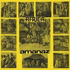 AMANAZ - AFRICA (ZAMBIA MUSIC PARLOUR, 1975)