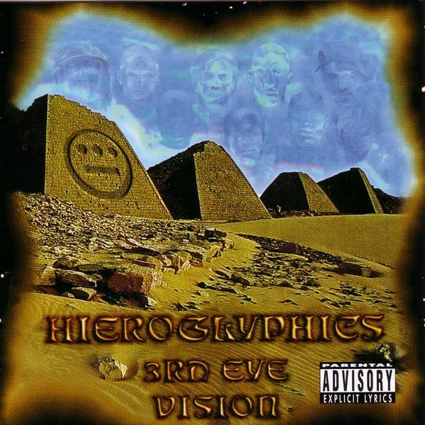 HIEROGLYPHICS – 3RD EYE VISION (HIERO IMPERIUM, 1998)
