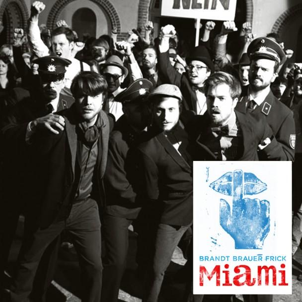 BRANDT BRAUER FRICK - MIAMI (!K7 RECORDS, 2013)