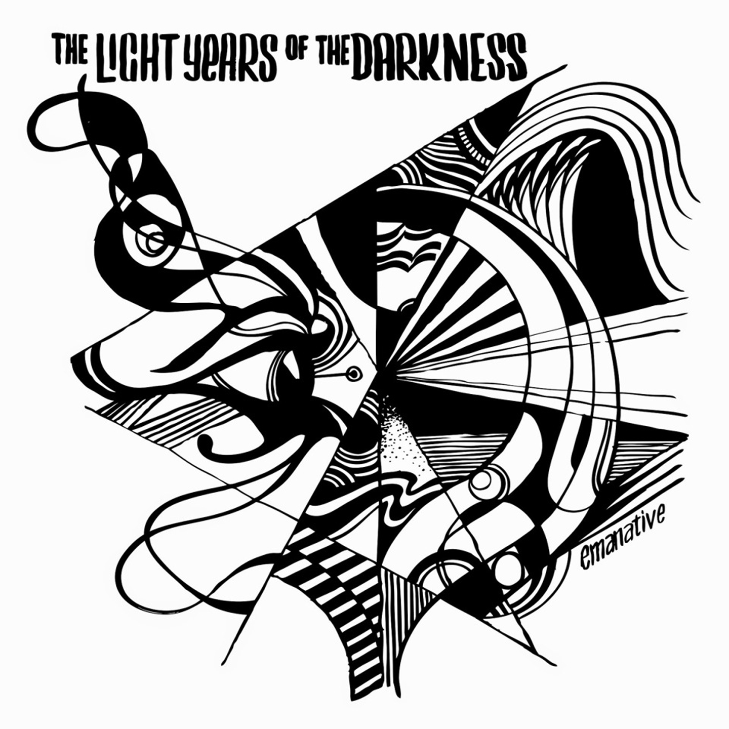 EMANATIVE - THE LIGHT YEARS OF THE DARKNESS (BROWNSWOOD, 2015)