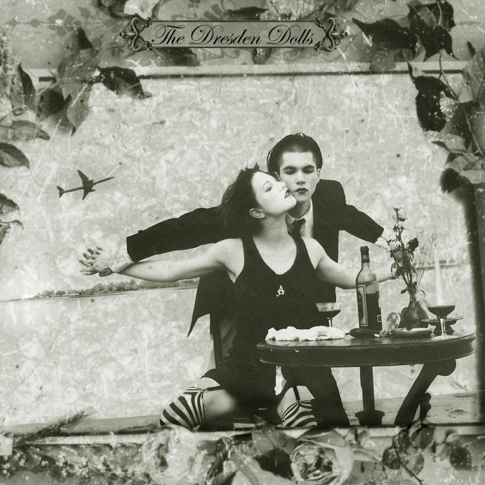 THE DRESDEN DOLLS - THE DRESDEN DOLLS (8FT. RECORDS, 2003)