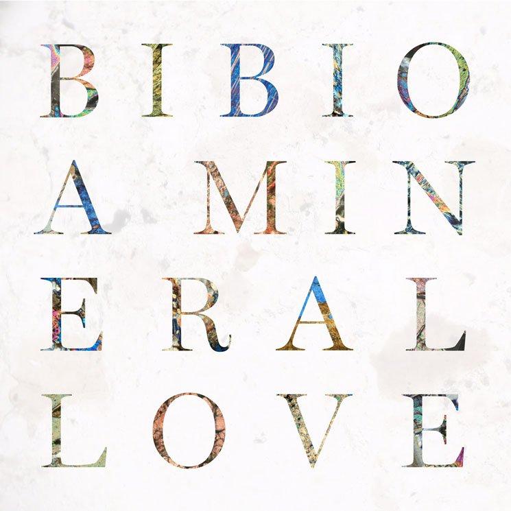 BIBIO - A MINERAL LOVE (WARP RECORDS, 2016)