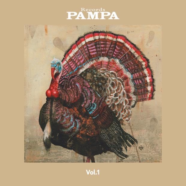 V/A DJ KOZE PRESENTS PAMPA VOL. 1 (PAMPA RECORDS, 2016)