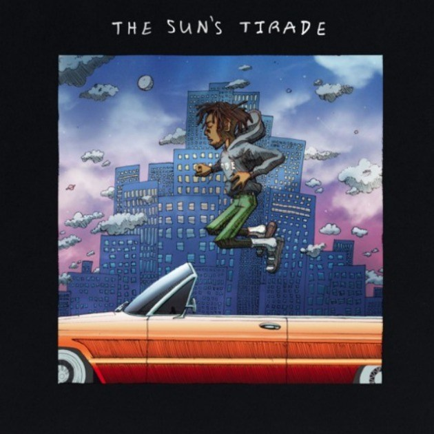 ISAIAH RASHAD - THE SUN'S TIRADE (TOP DAWG, 2016)