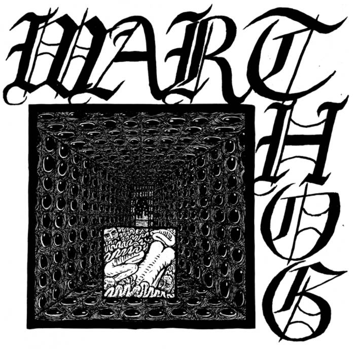 WARTHOG - PRISON (IRON LUNG RECORDS, 2014)