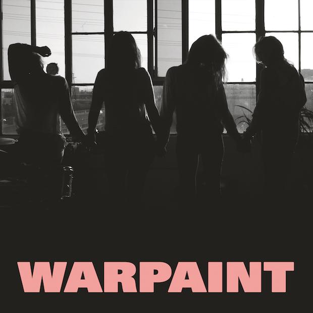 WARPAINT - HEADS UP (ROUGH TRADE, 2016)