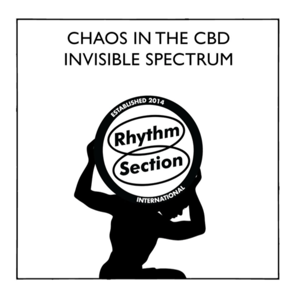 CHAOS IN THE CBD - INVISIBLE SPECTRUM (RHYTHM SECTION, 2016)
