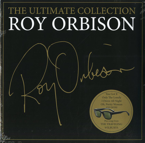 ROY ORBISON - THE ULTIMATE COLLECTION (LEGACY, 2016)