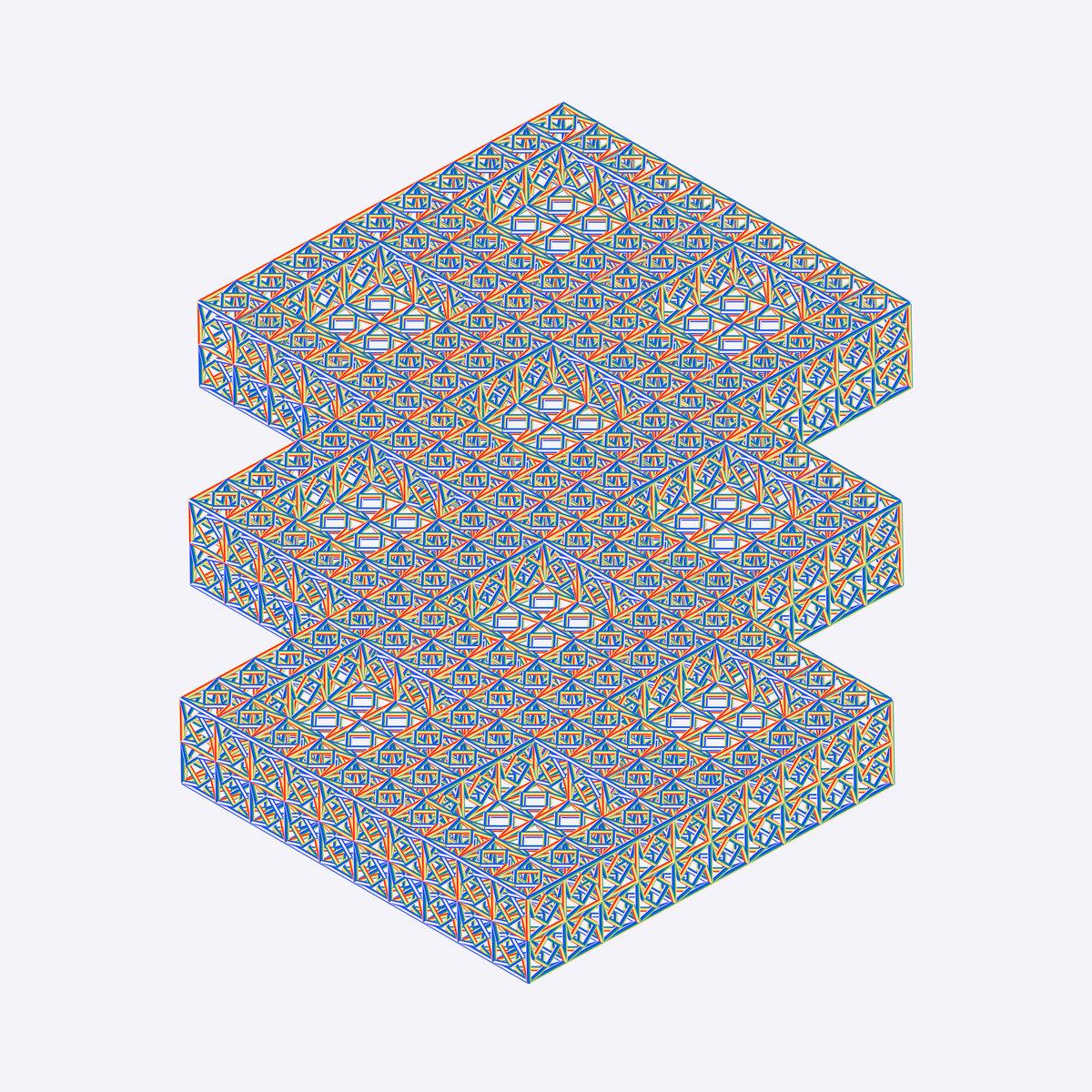 VISIBLE CLOAKS - REASSEMBLAGE (RVNG INTL., 2017)