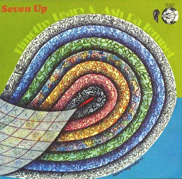 ASH RA TEMPLE - SEVEN UP (DIE KOSMISCHEN KURIERE, 1973)
