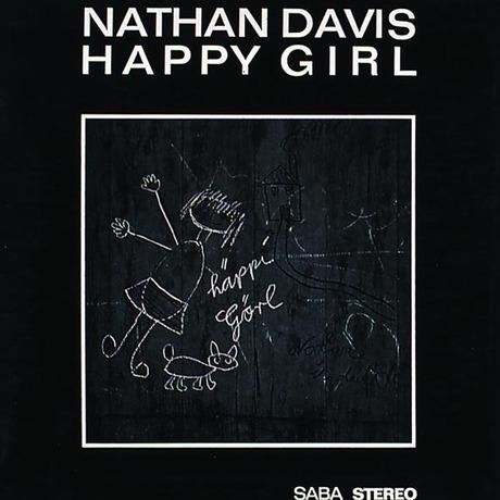 NATHAN DAVIS - HAPPY GIRL (SABA, 1965)
