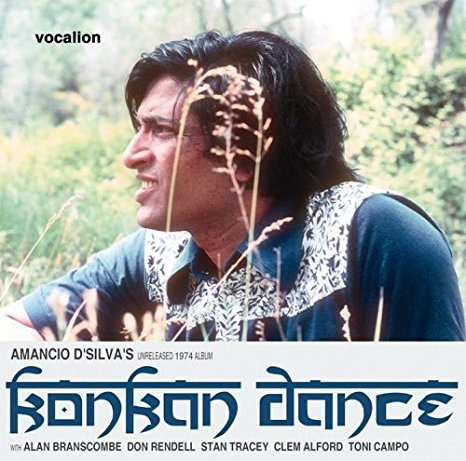 AMANCIO D'SILVA - KONKAN DANCE (VOCALION, 2006)