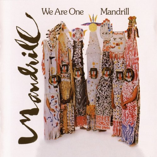 MANDRILL - WE ARE ONE (BMG, 1977)