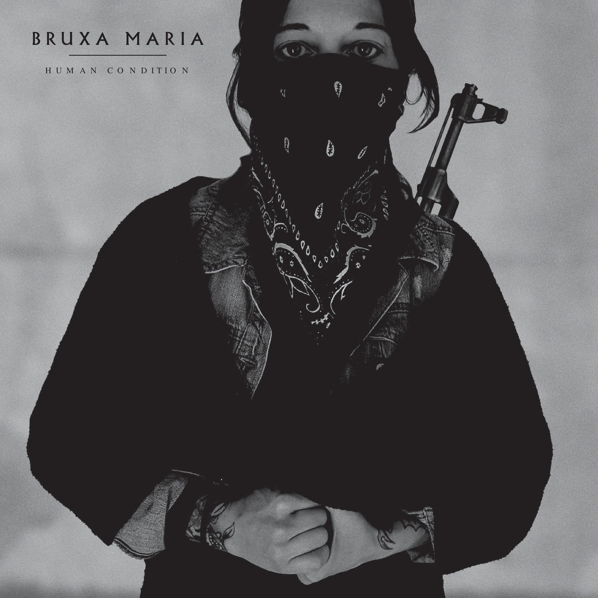 BRUXA MARIA - HUMAN CONDITION (EXTREME ULTIMATE, 2016)