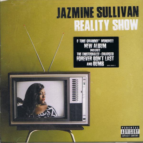 JAZMINE SULLIVAN - REALITY SHOW (RCA, 2015)