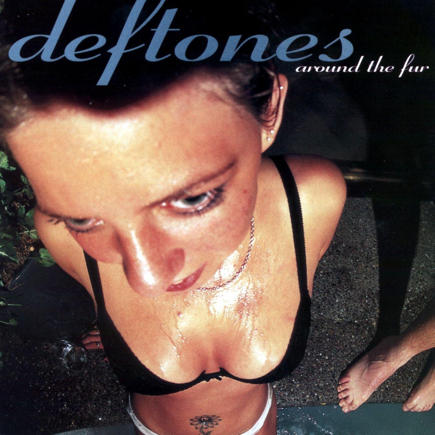 DEFTONES - AROUND THE FUR (MAVERICK RECORDS, 1997)