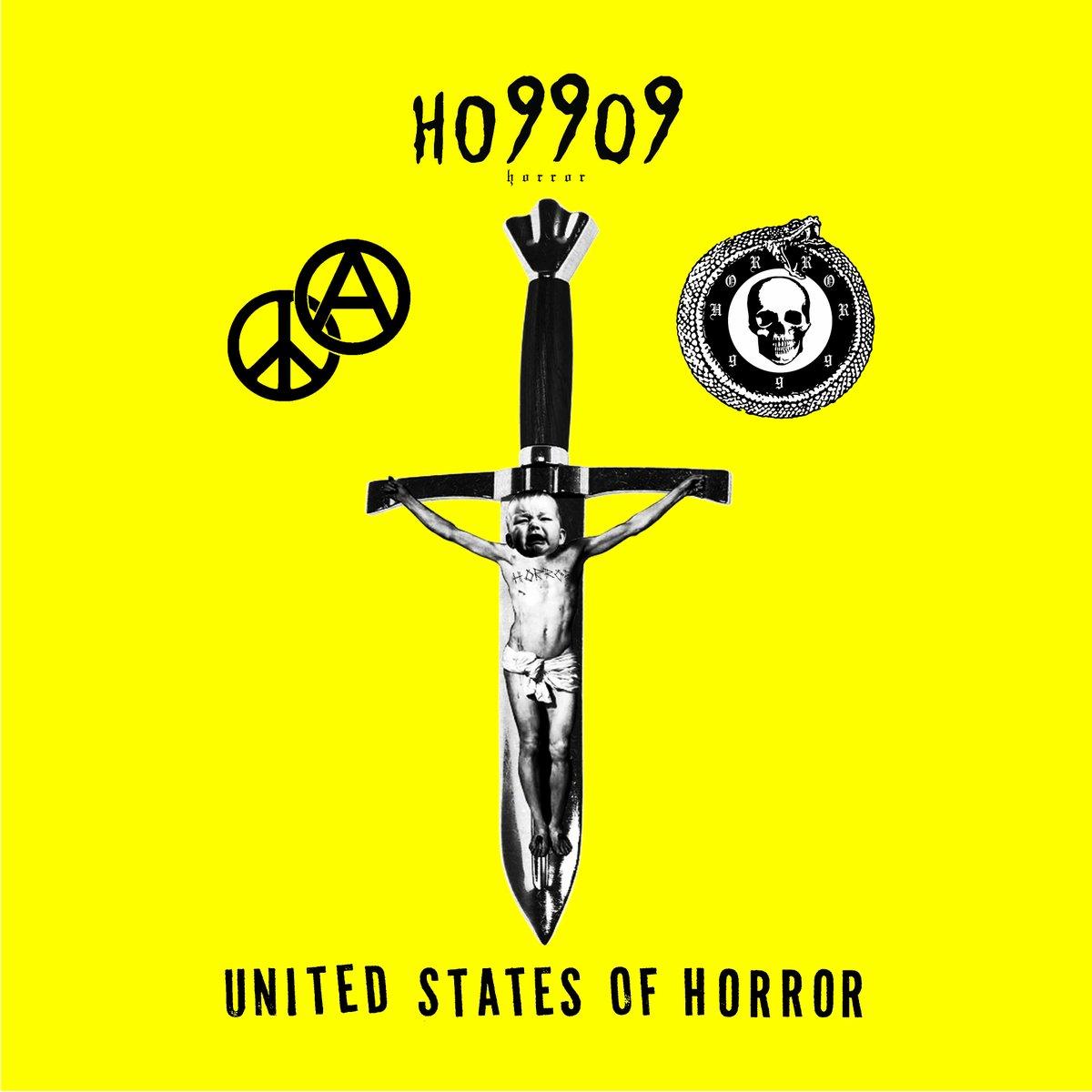 HO99O9 - UNITED STATES OF HORROR (CAROLINE, 2017)