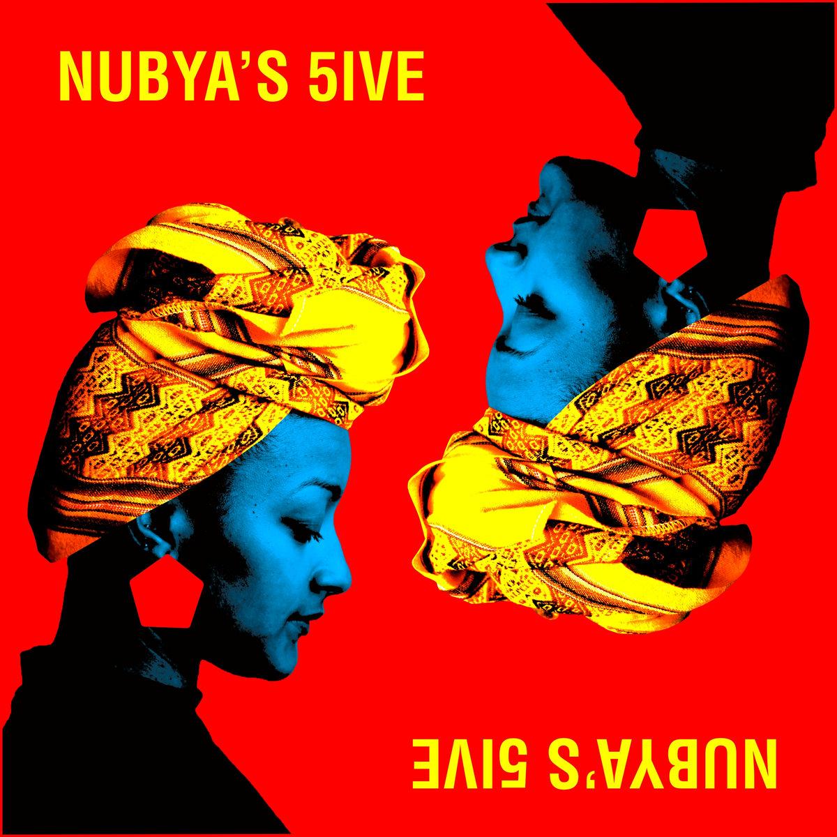NUBYA GARCIA - 5IVES (JAZZ:REFRESHED, 2017)