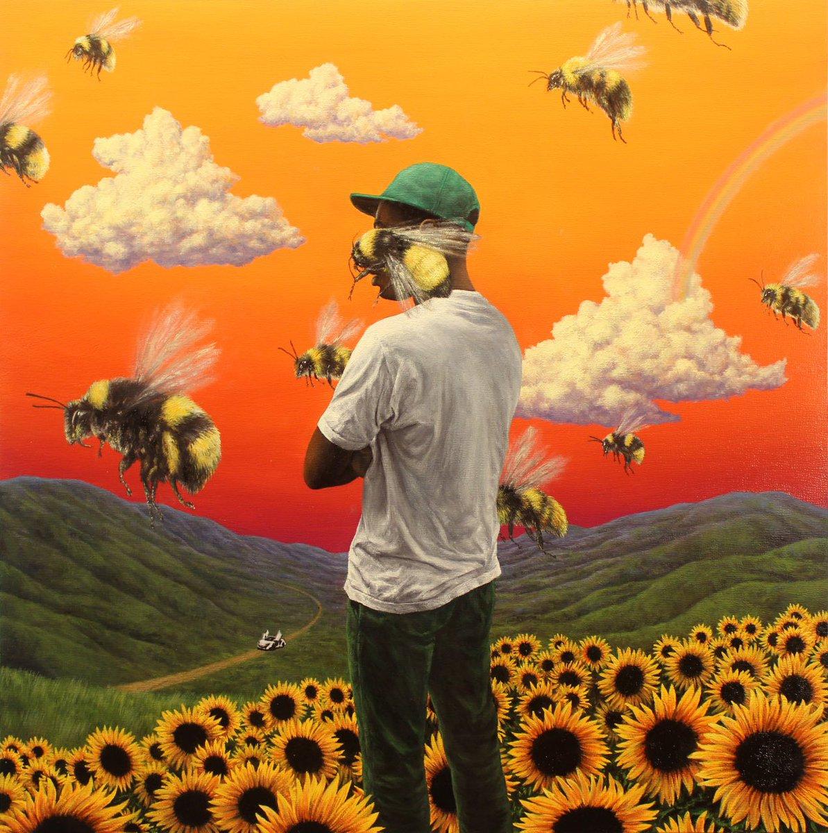TYLER THE CREATOR - FLOWER BOY (COLUMBIA, 2017)