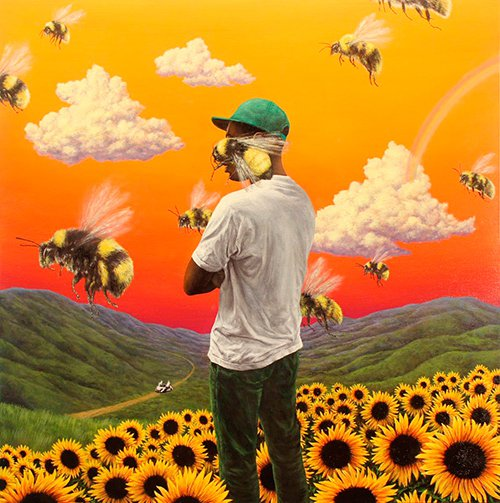 TYLER, THE CREATOR - FLOWER BOY (COLUMBIA, 2017)