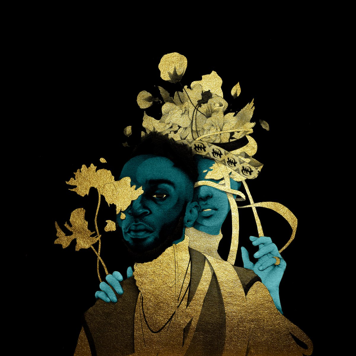 KOJEY RADICAL - IN GODS BODY (SELF-RELEASED, 2017)