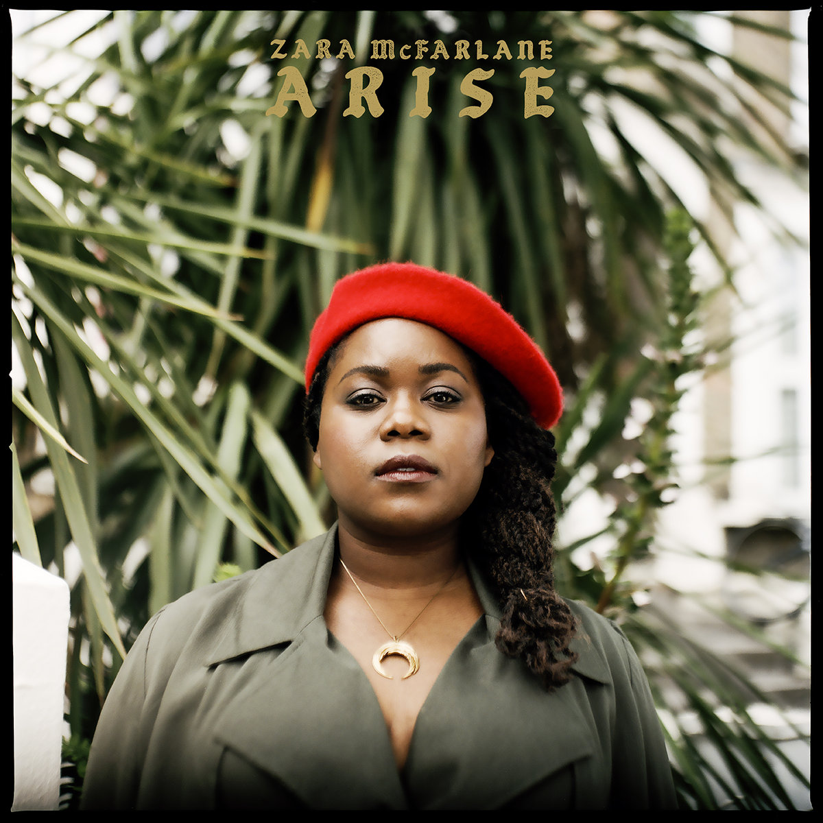 ZARA MCFARLANE - ARISE (BROWNSWOOD RECORDINGS, 2017)