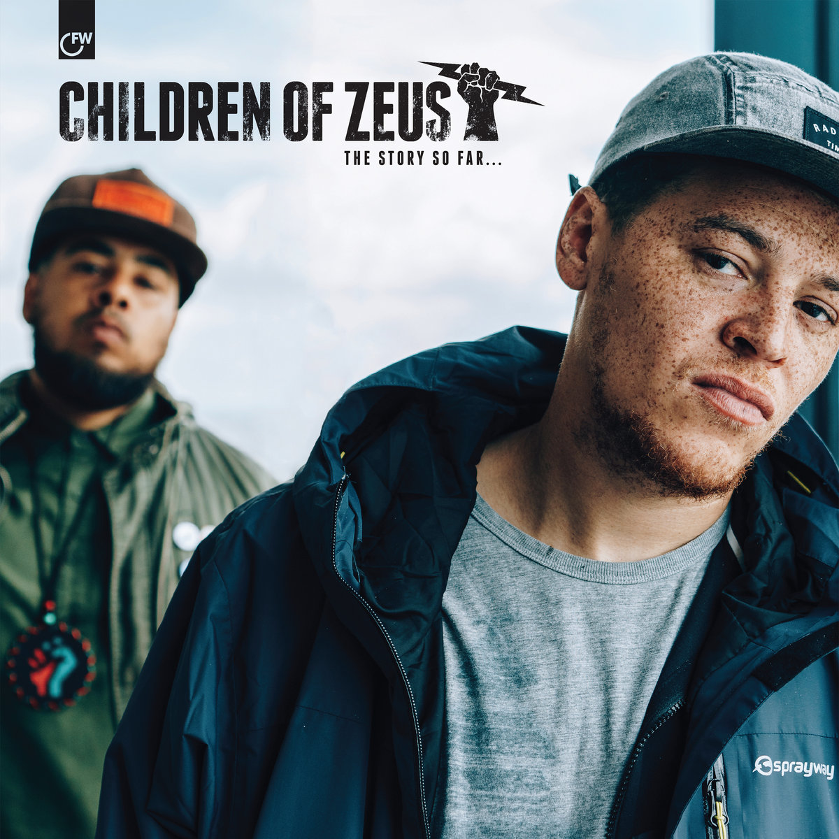 CHILDREN OF ZEUS - THE STORY SO FAR... (FIRST WORD RECORDS, 2017)