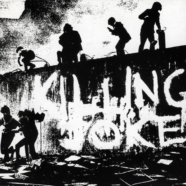 KILLING JOKE - KILLING JOKE (E.G., 1980)