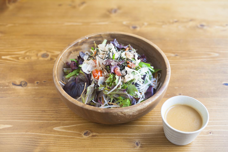 Health Conscious Soba Salad
