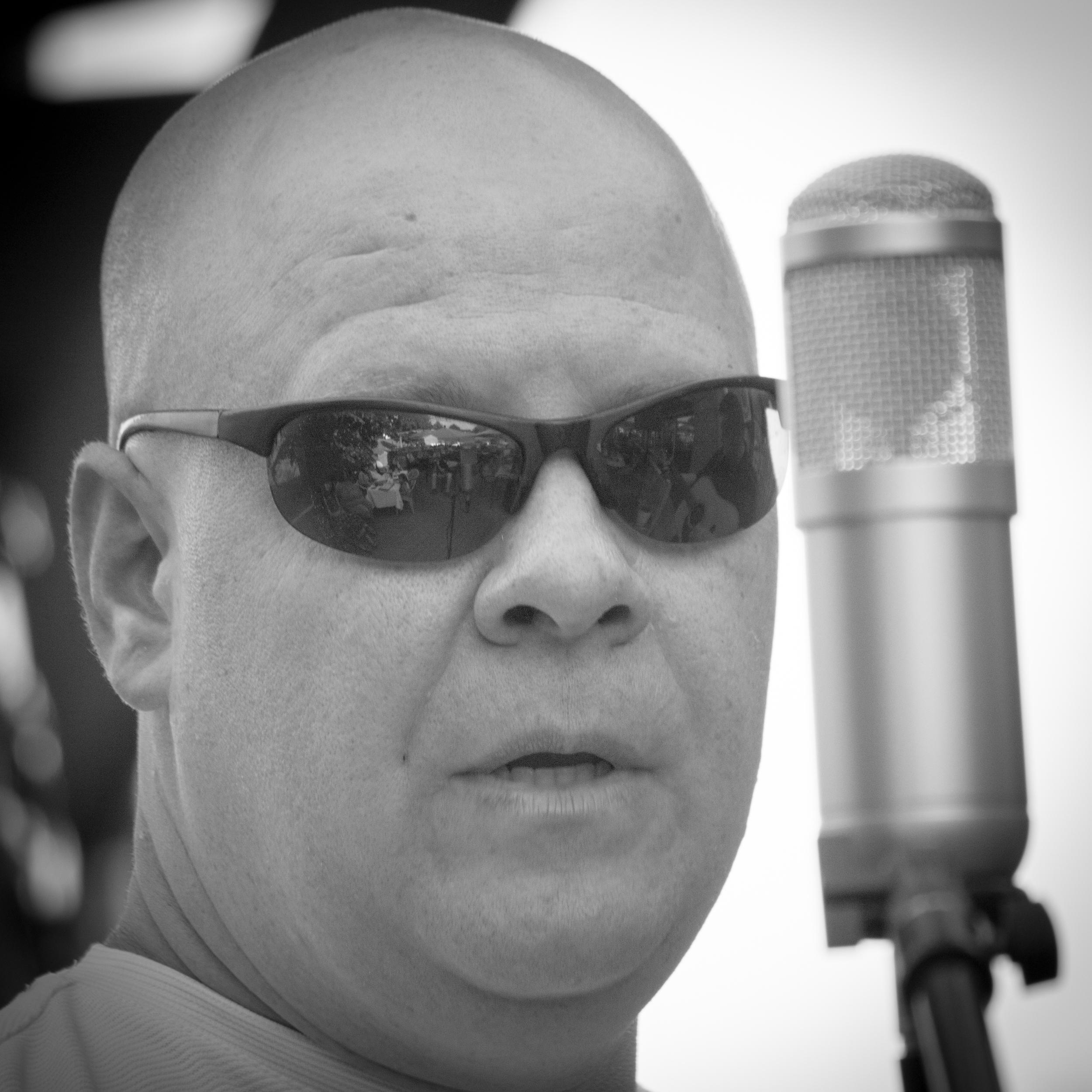 Tim Chaney--Dobro/Vocals