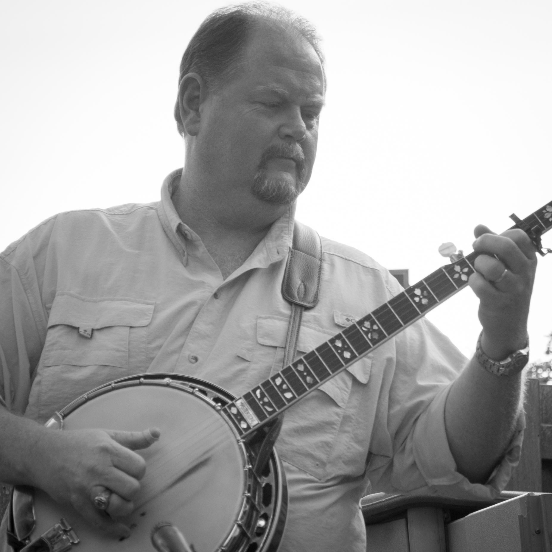 Chet Roden--Banjo/Vocals