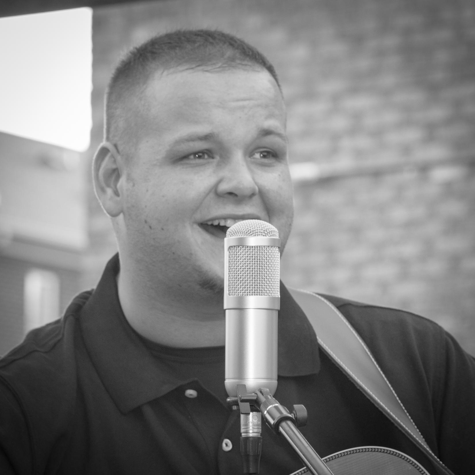 Joe Francisco--Guitar/Vocals