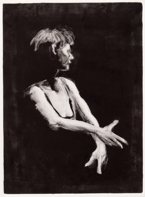Dancer's Gesture