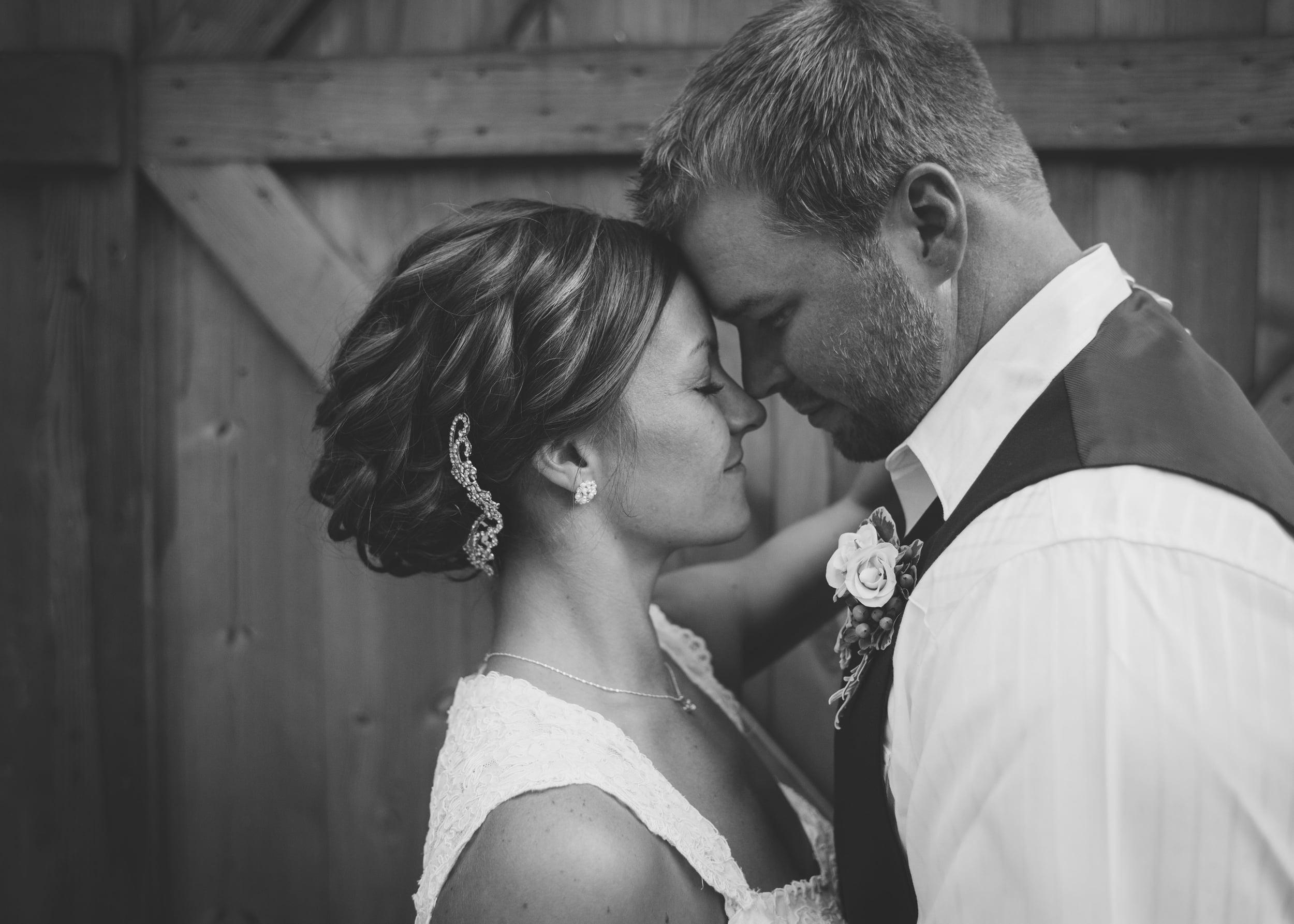 AMANDA & JUSTIN / WEDDING