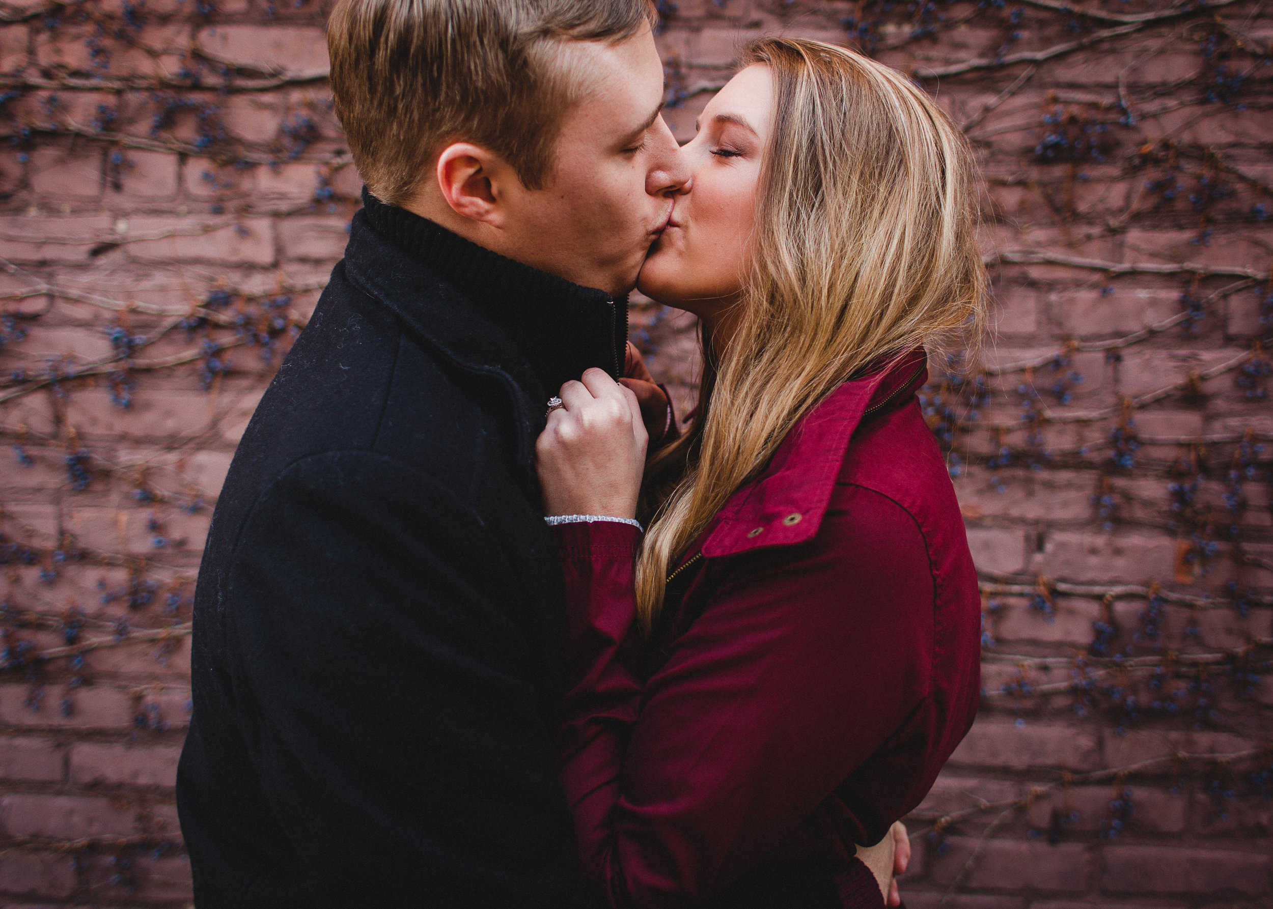 BAILEY & ANDREW / ENGAGEMENT