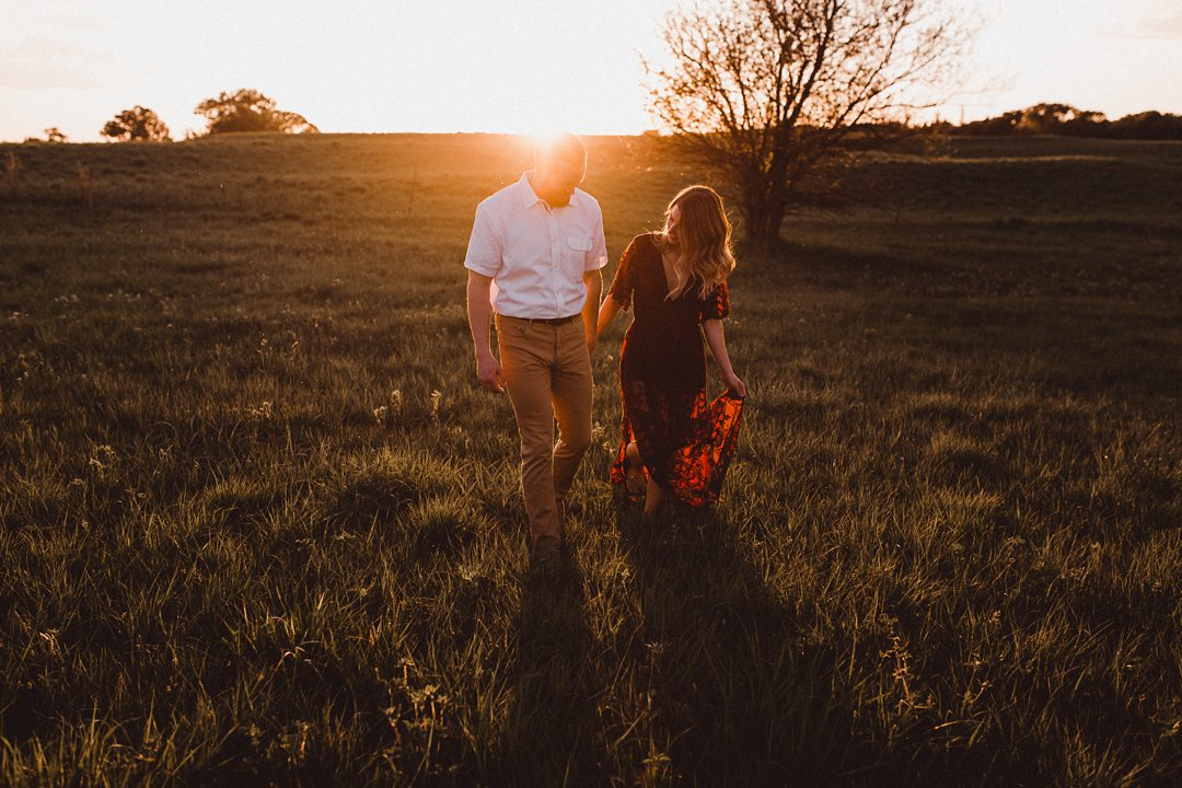 BEKAH AND JAKE / LINCOLN ENGAGEMENT SHOOT