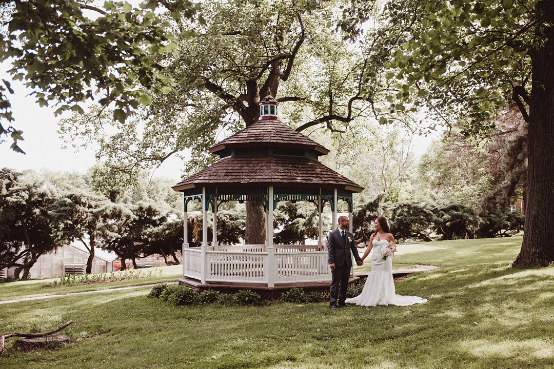 BEN & EMILY / OMAHA WEDDING / FOUNDERS ONE NINE