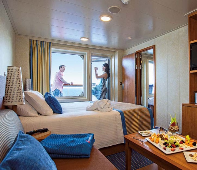 carnival breeze balcony Carnival Cruises Indar Weir Travel Centre