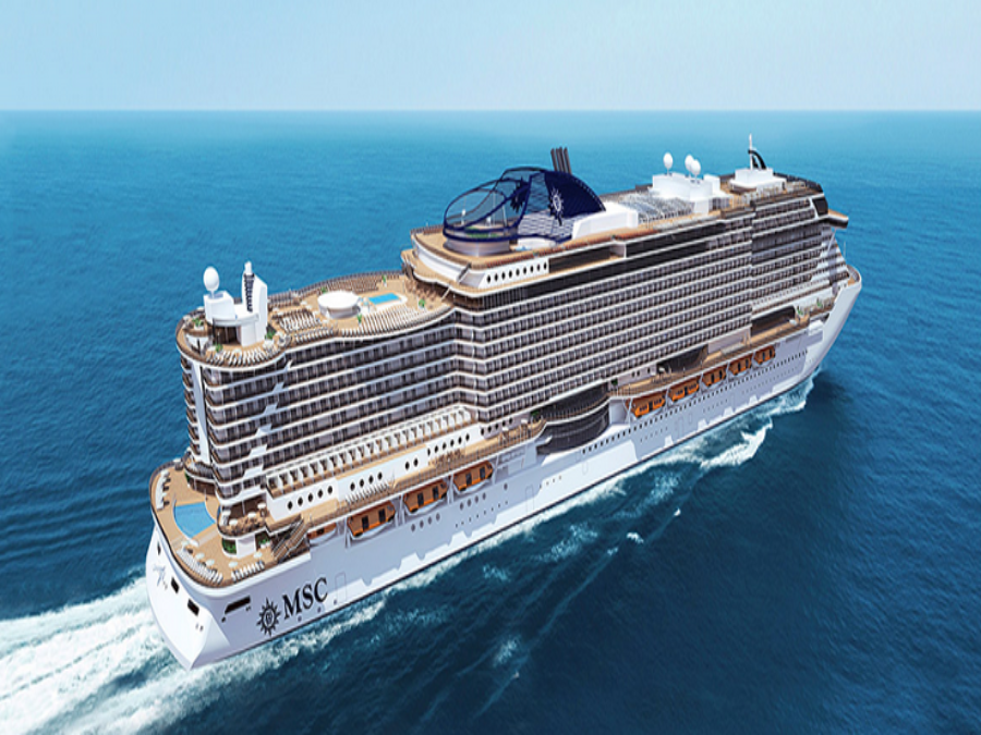 Cruise onboard the  MSC Seaview,  and experience the rewritten rule book of cruise ship design, blending indoor and outdoor areas to connect you with the sea like never before.