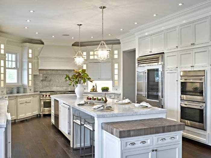 State of the art kitchen in Tarrytown, NY