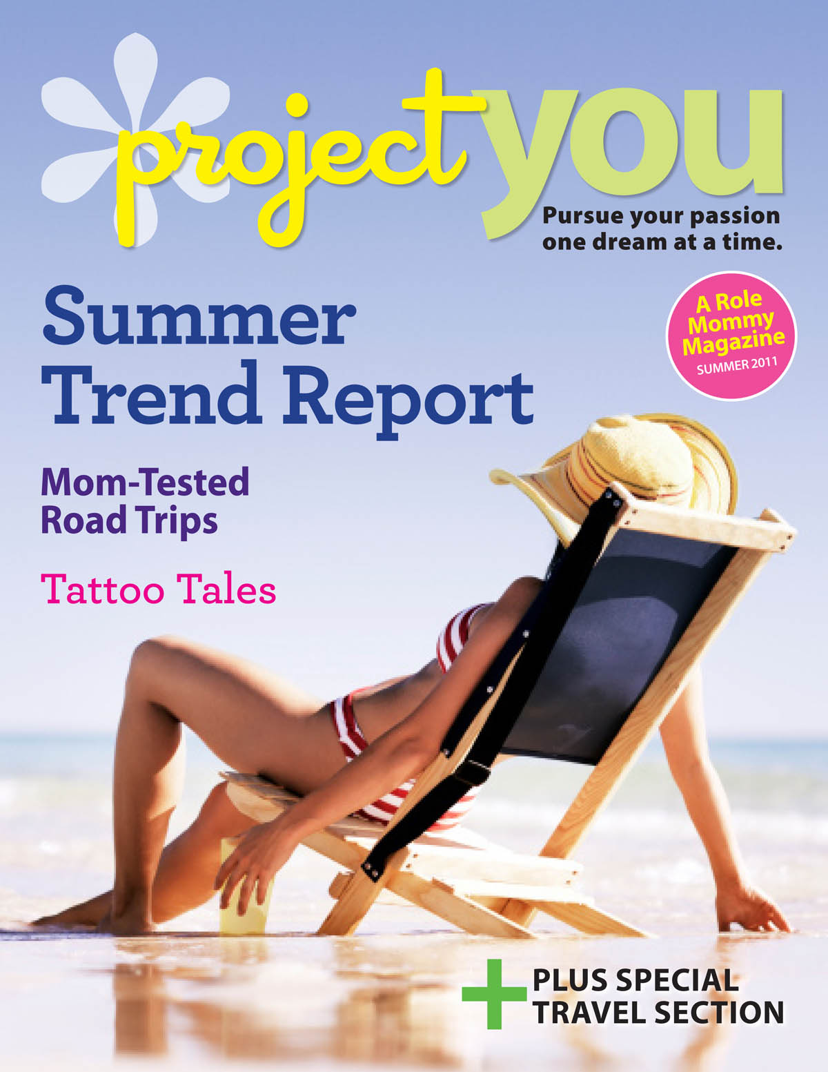 Project You Magazine  - Summer 2011
