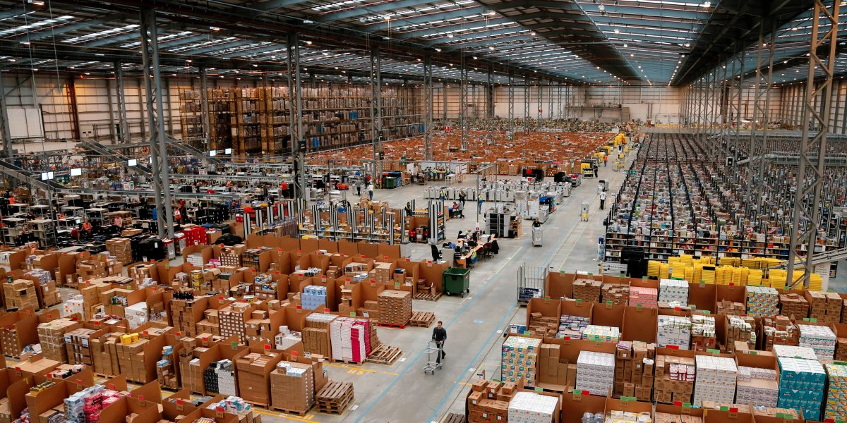 Amazon-Warehouse-Interior