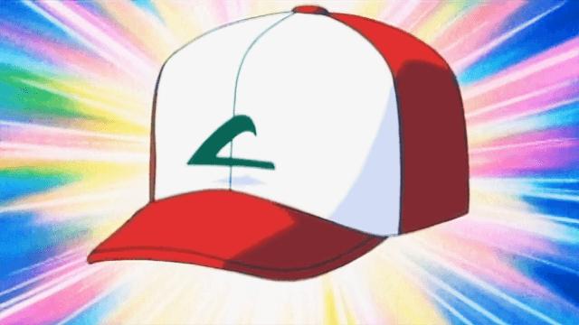 Ash Ketchum's Original Hat