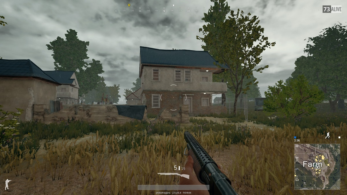 Many brave souls choose to experience the unforgiving death-match of Battlegrounds through the eyes of one of its participants.